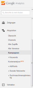 UTM-Kampagne-Google-Analytics