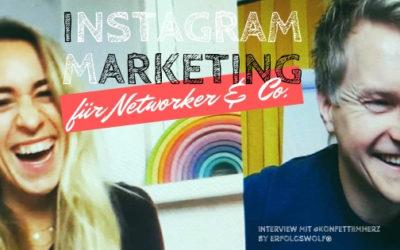 Instagram Marketing Tipps für Networker – Follower aufbauen und mehr
